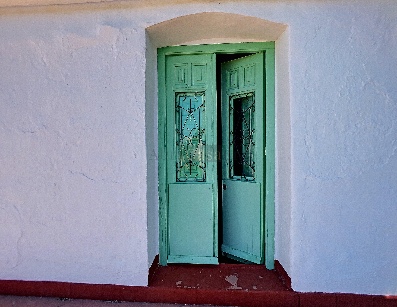 Cortijo front door